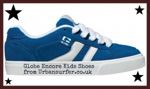 Globe Encore Kid's Skate Shoes