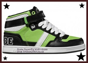 Globe Superfly Kid's Shoes