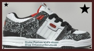 Globe Fusion Kid's Shoes