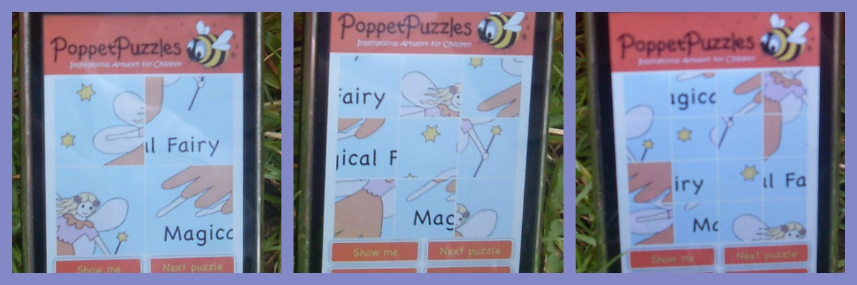 poppetpuzzle app fairies