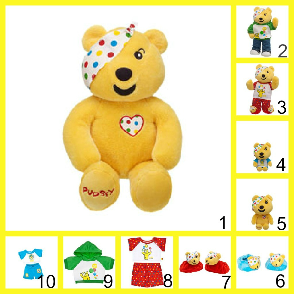 Build A Bear Workshop Games Make Your Own Bear