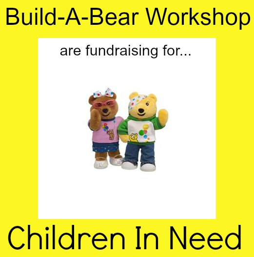 build-a-bear workshop pudsey and blush