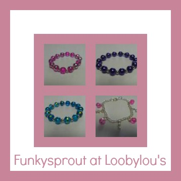 funkysprout jewellery at loobylous