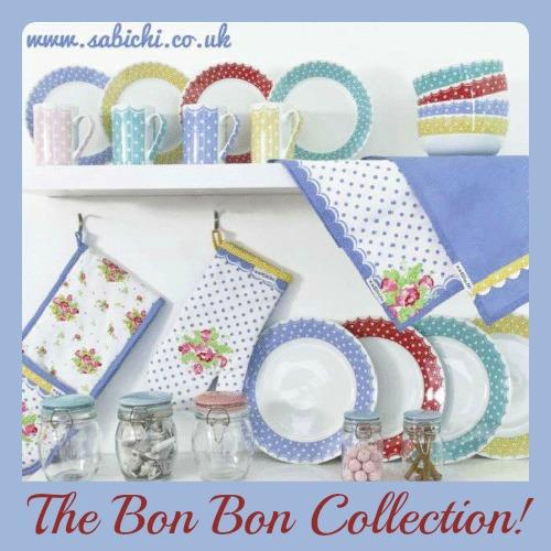Review Of The Polka Dot And Floral 39 Bon Bon 39 Kitchen