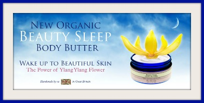 ylang ylang beauty sleep body butter photo from NYR Organic Neal's Yard remedies