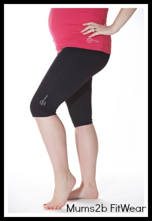 maternity leggings for sport from mums2bfitwear