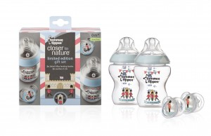 Tommee Tippee Royal baby gift set