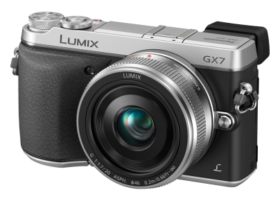 Panasonic Lumix DMC-GX7 Compact System Camera