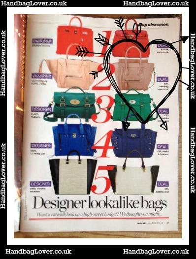 handbag lover feature