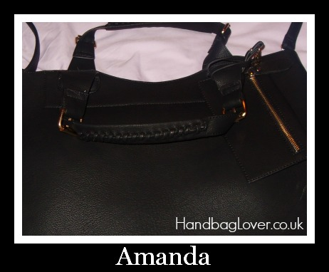 Amanda handbag