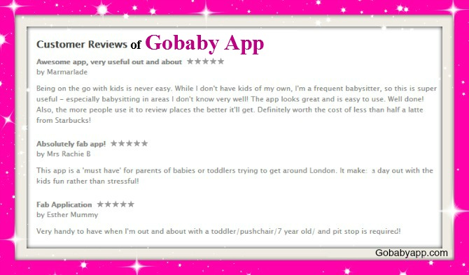 Gobaby app