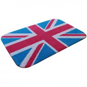 Union Jack door mat