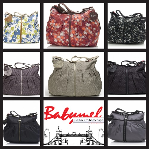 babymel changing bags