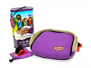 BubbleBum Car Booster Seat