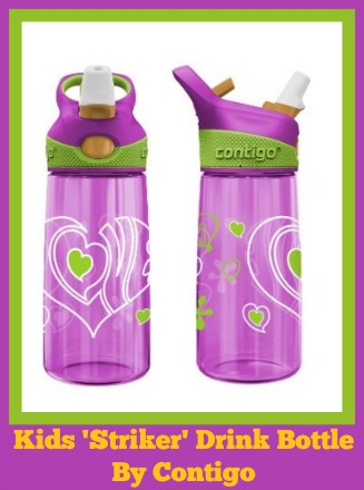 contigo striker drink bottle