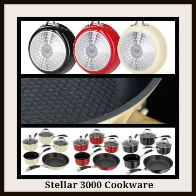 stellar 3000 cookware