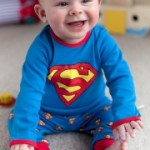 Superman Boys Pyjamas