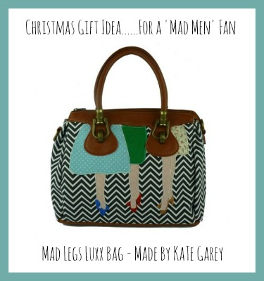 Mad Legs Luxx Bag by Kate Garey