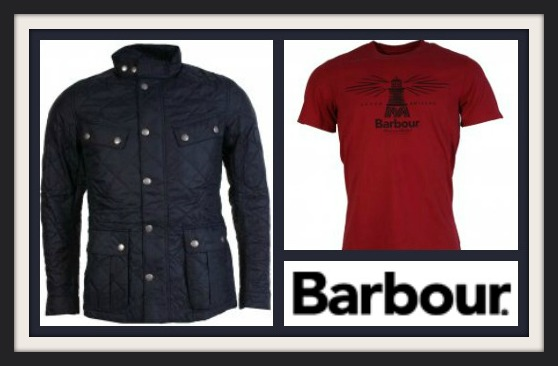 barbour clothing from Ragazzi clothing