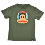 Paul Frank Boys Headphone T shirt