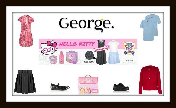 George at ASDA school uniform