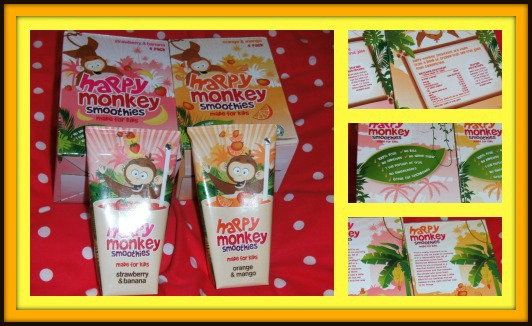 happy monkey smoothies review