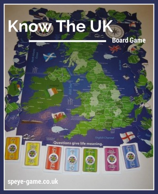 Know The UK Board Game