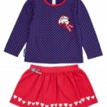 Maisy T Shirt & Skirt Set