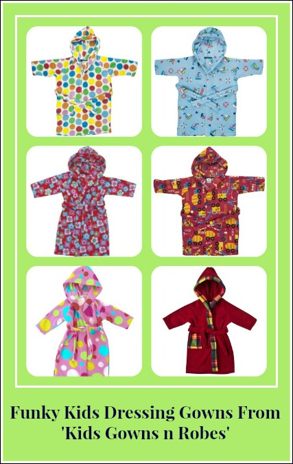 Kids Gowns n Robes