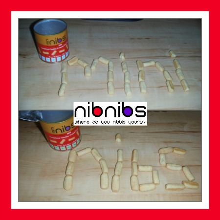 review of mininibs cheese straws from nibnibs