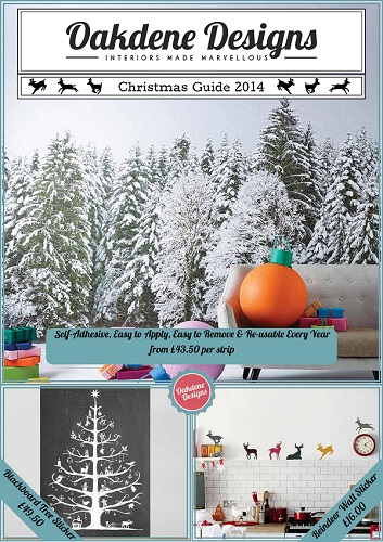 Oakdene Designs Christmas Gft Guide
