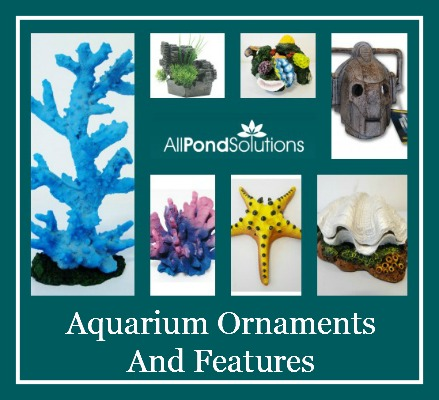 Aquarium Ornaments And Features From allpondsolutions
