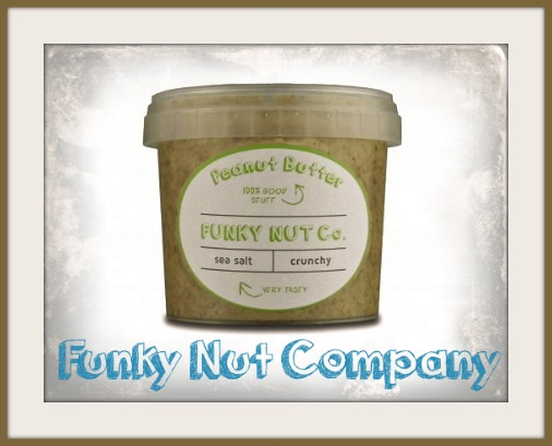 review of peanut butter from the funky nut company