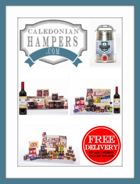 review of Caledonian hampers