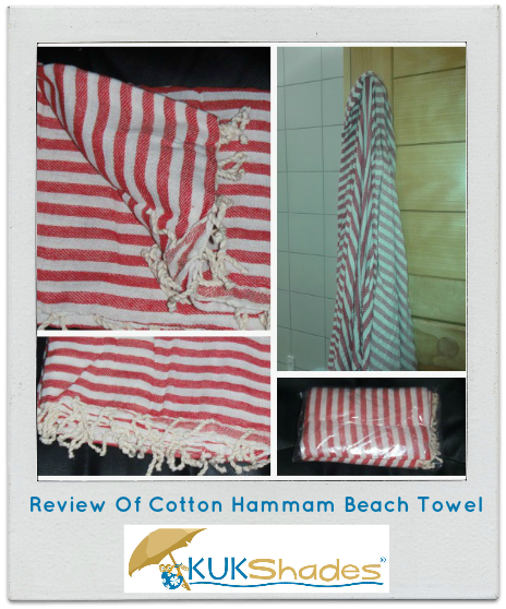 Review Of Turkish Cotton Bath Towel from KUK Shades