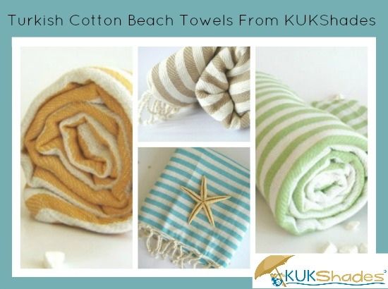 Review Of Turkish Cotton Bath Towel from KUKShades