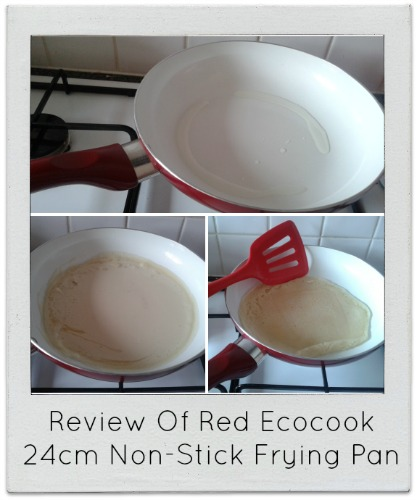review of 24cm ecocook saucepan