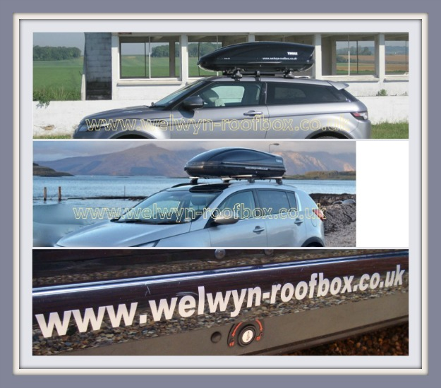 hire a roof box from Welwyn Roof Box Hire