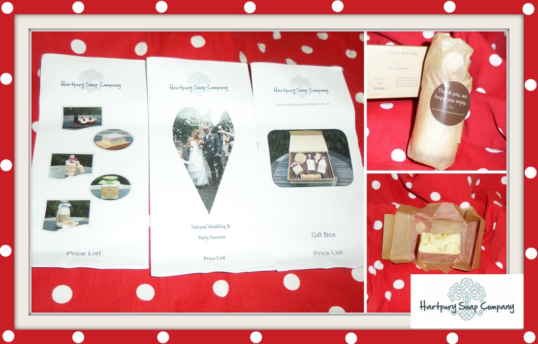 Hartpury soap company review