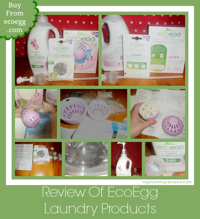 ecoegg laundry product review