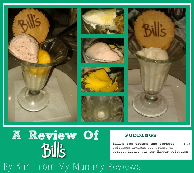 bills restaurant review