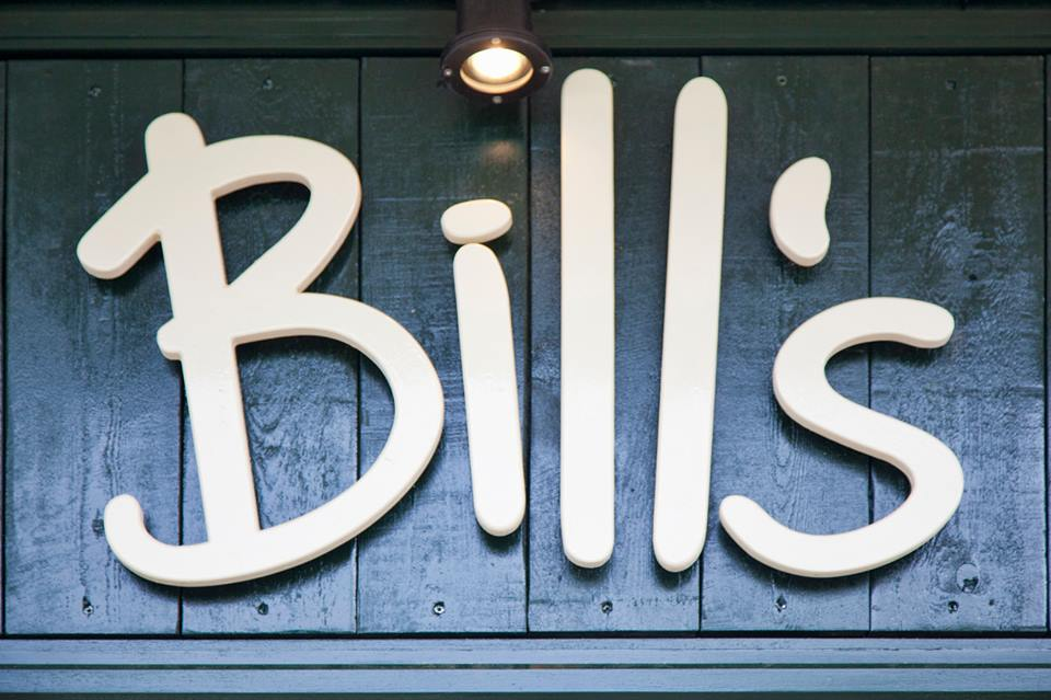 bill's restaurant review