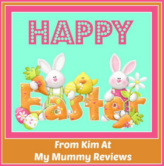 Happy Easter my mummy reviews