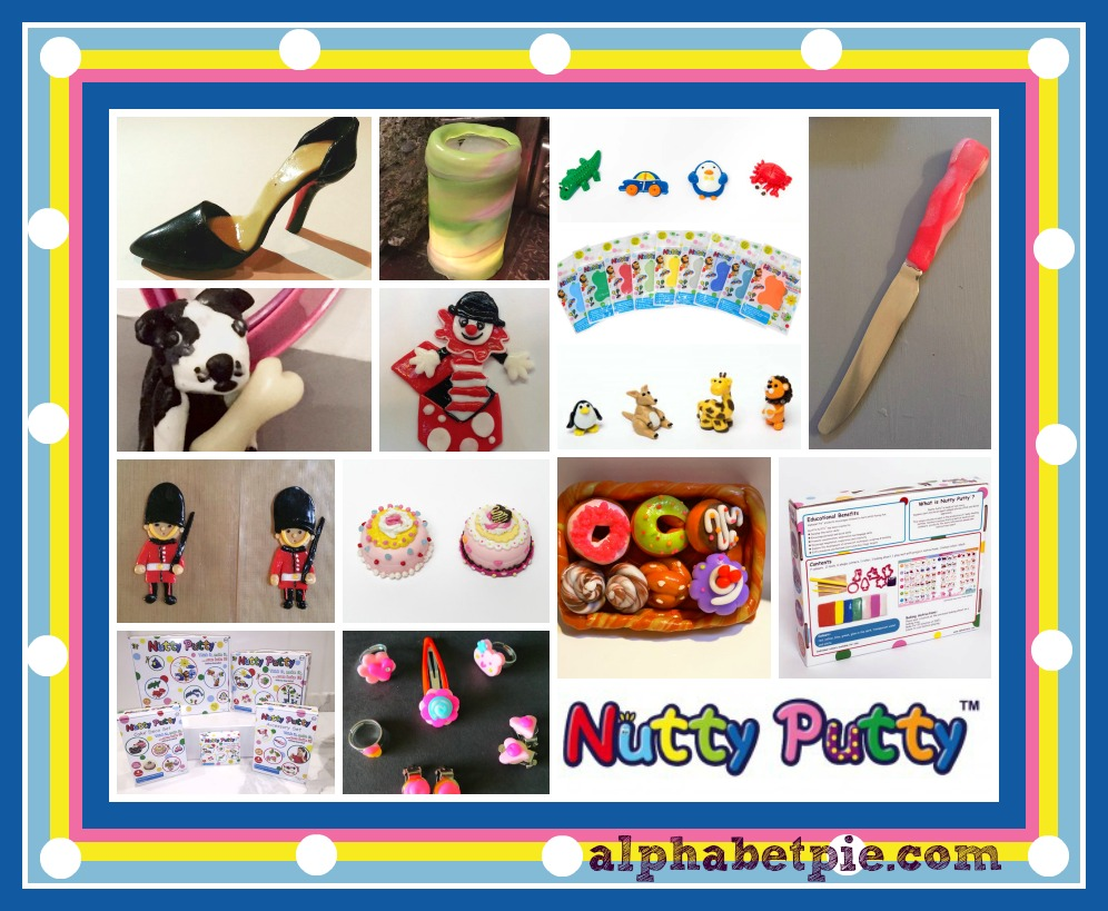 nutty putty creations