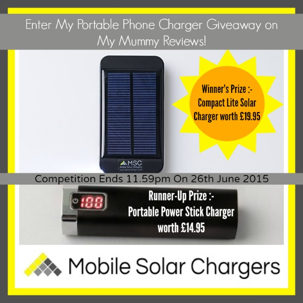 review of mobile solar chargers