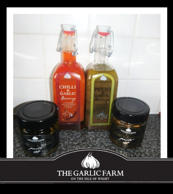The Garlic Farm review