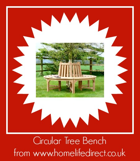 Circular Tree Bench from http://www.homelifedirect.co.uk/circular-tree-bench
