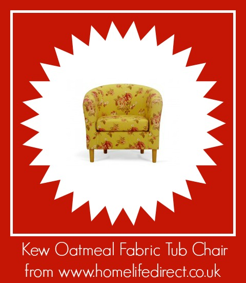 Kew Oatmeal Fabric Tub Chair from http://www.homelifedirect.co.uk/kew-oatmeal-fabric-tub-chair