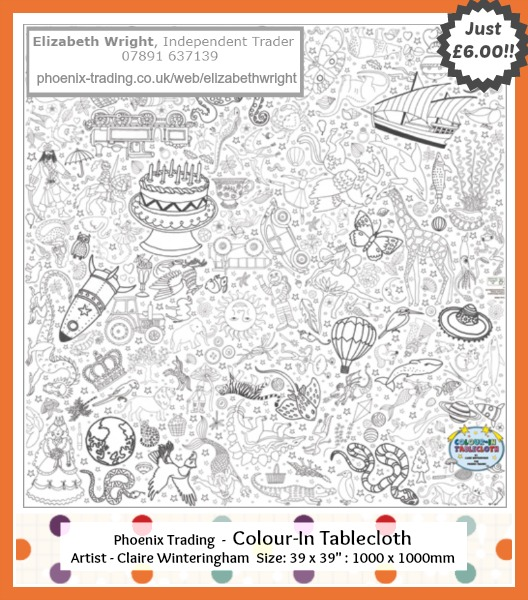 colour-in tablecloth review phoenix trading