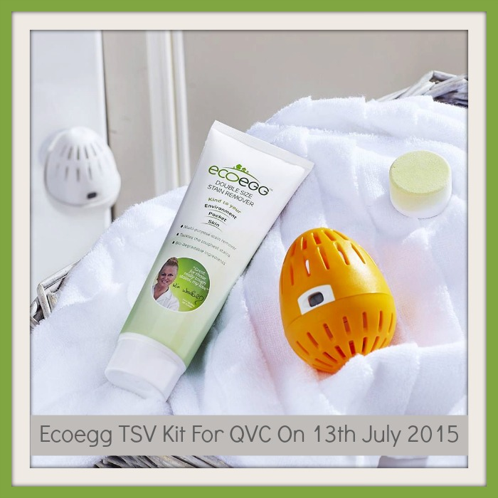 ecoegg TSV for QVC